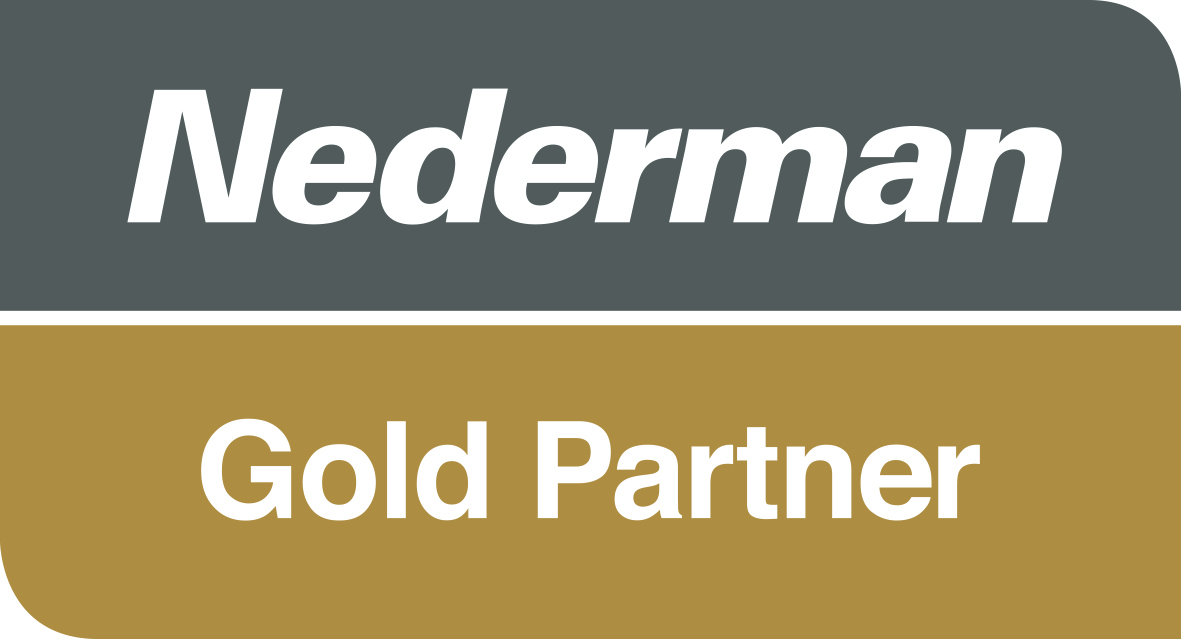 Nederman Partner Logotypes Gold